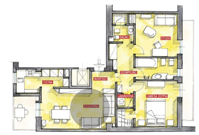 casa-soggiorno